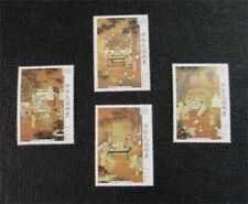 nystamps Taiwan China Stamp Mint OG NH Paintings