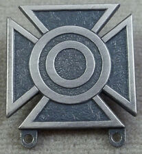 US Army Sharpshooter Weapons Qualification Badge / Clutchback