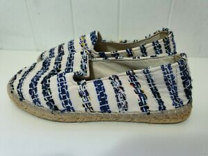 SIZE 37 MANEBI ESPADRILLES SHOES MADE IN SPAIN