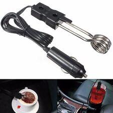 12V 120W Car Van Cup Mug Hot Water Heater Element Kettle Tea Coffe Soup Drinks