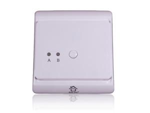 Digital Funk Empfänger Unterputz weiß für Funkthermostat  #a789