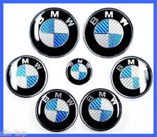 ***2018*** Für BMW 7 stuck Carbon satz nabenkappen vorne hinten e46 e60 e61 e90