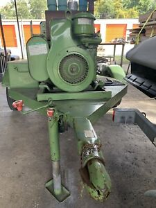 Hobart Welder Generator Trailer