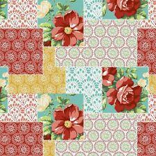 Pioneer Woman Fabric Vintage Floral Patchwork Fat Quarter 100% Cotton