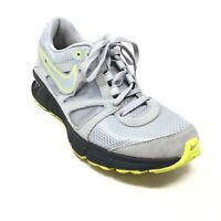 Men's Nike Reax Rocket Running Shoes Sneakers Size 10.5 Gray Green Athletic E6