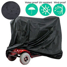 Waterproof Large Heavy Duty Mobility Scooter Storage Rain Covers UV Protector