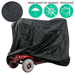 Heavy Duty Mobility Scooter Car Cover Dust Waterproof Protect Covers Home Garden