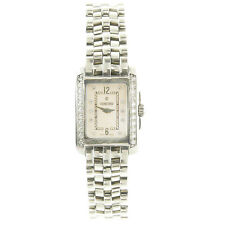 CONCORD SPORTIVO 14.25.662.1 WHITE MOP DIAMOND DIAL+BEZEL S.S. LADIES WATCH
