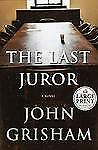 The Last Juror By John Grisham Hard Cover Novel March 2004 First Edition Book