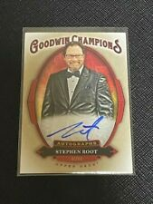 2020 Goodwin Stephen Root Auto Card