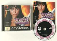 Ps1 - Xena Warrior Princess - Same Day Dispatched -  PlayStation 1 - Complete