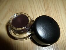 MAC FLUIDLINE EYE-LINER GEL * PAST TWILIGHT *  NWOB F/S 3g BLACKEN PLUM