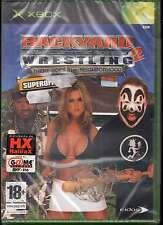 Backyard: Wrestling 2 Videogioco Xbox Sigillato 5032921021623