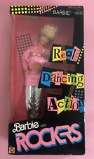 BARBIE AND THE ROCKERS # 3055 MADE IN PHILIPPINES NRFB 1986
