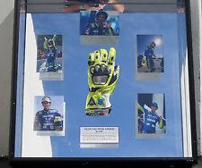 Valentino Rossi 2004 MotpGP Original Glove Framed