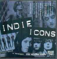 INDIE ICONS - PROMO CD: STROKES LIBERTINES BABYSHAMBLES, SCRITTI POLITTI ETC