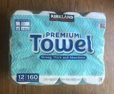 Kirkland Signature KST12 Paper Premium Towels - 12 Rolls