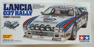 Tamiya No.654 Lancia 037 Rally TA02-S Chassis #58654 New Factory Sealed Kit
