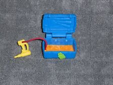 Fisher Price Loving Family Dollhouse Blue Tool Box Drill