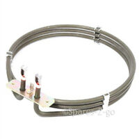 BELLING Genuine Fan Oven Cooker Heater Element 3 Turn 2500W C00149149
