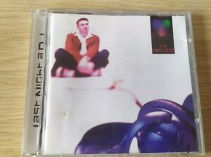 CD Zen Fontaine Last Night A DJ 1996 21st Century Compilations