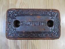 Vintage - Ancien - Brique chauffante - Marque«CHAUFFERETTE»