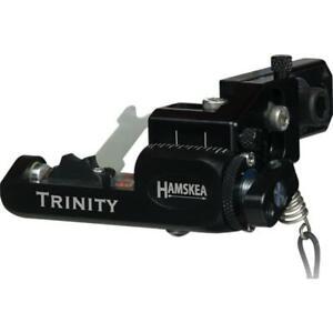 Hamskea Trinity Target Micro Black Left Hand
