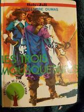Les Trois Mousquetaires by Alexandre Dumas (1983, Hardcover)