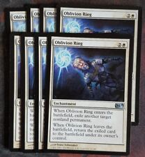 Mtg oblivion ring  x 4 great condition