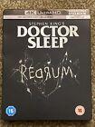 Doctor Sleep Limited Edition Steelbook 4K UHD Ultra HD Dr Stephn King Movie Film