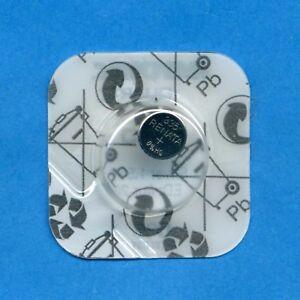 2 x 335 SR512SW 1.55V Silver Oxide Watch Batteries Rayovac