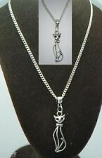 Unbranded Cat Fashion Necklaces & Pendants