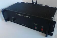 200 W Power Amplifier Grommes Precision G201- Commercial heavy duty audio -Solid