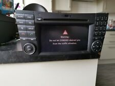 Mercedes Benz E/CLS Class W211/w219 Head unit NTG 2.5 OEM Genuine
