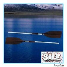 NEW FRENCH ALUMINUM OARS PADDLES 128CM 29MM 1 PAIR
