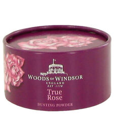 True Rose by Woods of Windsor 3.5 oz Dusting Powder for Women New in Box