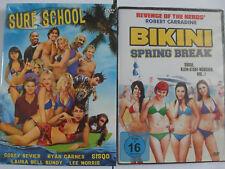 Surf School + Bikini Spring Break - sexy Teenager Komödien Sammlung, Paket