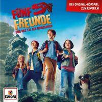 FÜNF FREUNDE - FÜNF FREUNDE UND DAS TAL DER DINOSAURIER-DAS ORI   CD NEW