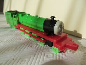 """ERTL Vintage Thomas The Tank Engine & Friends """"Henry"""" Number 3 1987 diecast toy"""