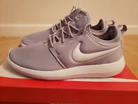 ⭐ Nike Roshe Two Run size 8 UK Mens One Running Free Gym Grey Trainer Sneaker
