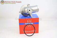 MERCEDES Benz Engine Coolant Thermostat (87 Deg) Wahler 1112000915