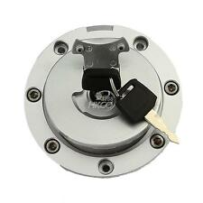 Motorcycle Aluminum Fuel Gas Cap With Cover For Honda CBR 250 600 F2 F3 1000 New