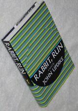 "NEW Cond The Rabbit Quartet: ""Rabbit, Run"" Bk. 1 by John Updike 1960 Hardcover"