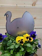 Turkey Garden Stake/Metal Yard Décor/Flower Garden/Garden Marker