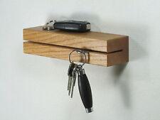 Schlüsselhalter Schlüsselbrett Schlüsselleiste Schlüssel Kirsche Holz Ablage