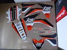 FX 22 RACING TEAM GRAPHICS KTM SX SXF XC XCF  2011 2012 & XCW EXC EXCF 2012 2013
