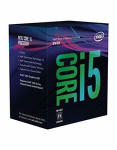 Intel Core i5-8600 Retail - 1151Hex Core3.10GHz9MBCoffee Lake65WGraphics