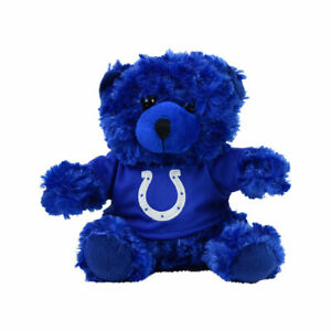 Indianapolis Colts NFL Plus Jersey Bear Forever Collectibles Stocking Stuffer IC