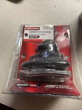 NEW IN ORIGINAL PACKAGING - Craftsman Tools Bolt-On Sander Attachment 9-34978