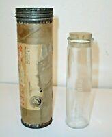 Vintage Very Large 4 1 2 Glass Bottle Stopper Item B 31 Ebay